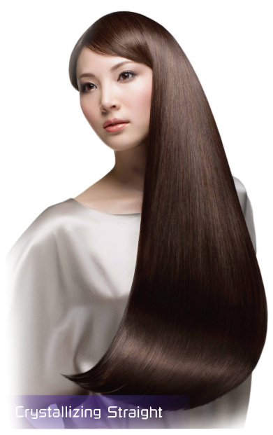 SHISEIDO Japanese Crystallizing straight perm